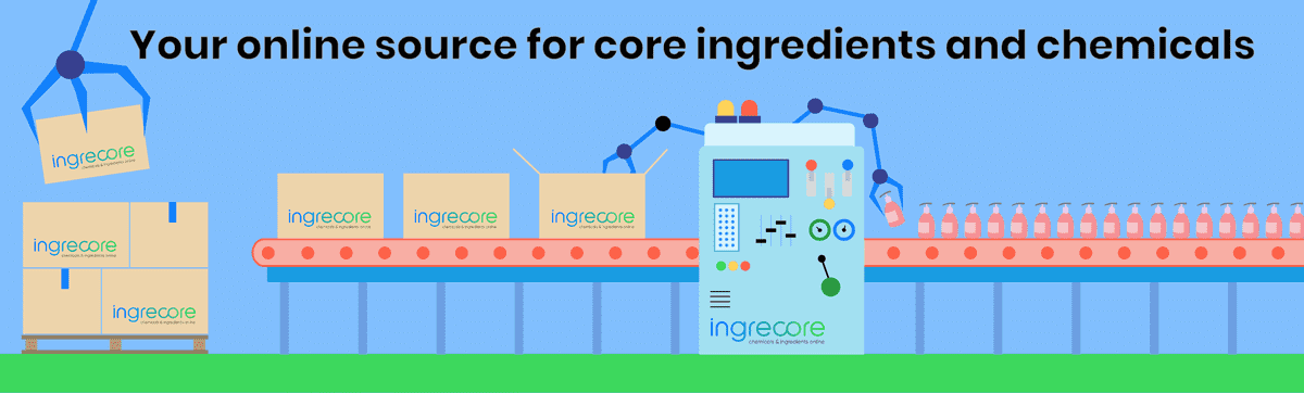Your online source for core ingredients and chemicals